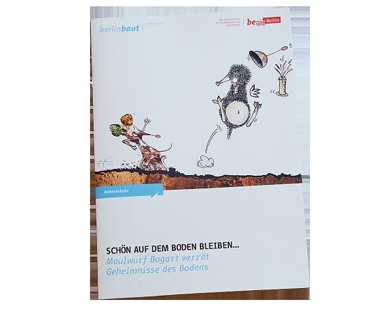 """BROSCHÜRE: """"Schön auf dem Boden bleiben"""""""